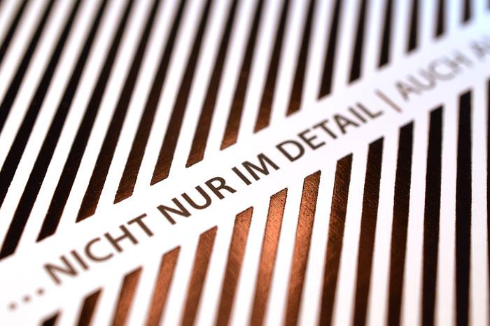 Visitenkarten Prägedruck Org